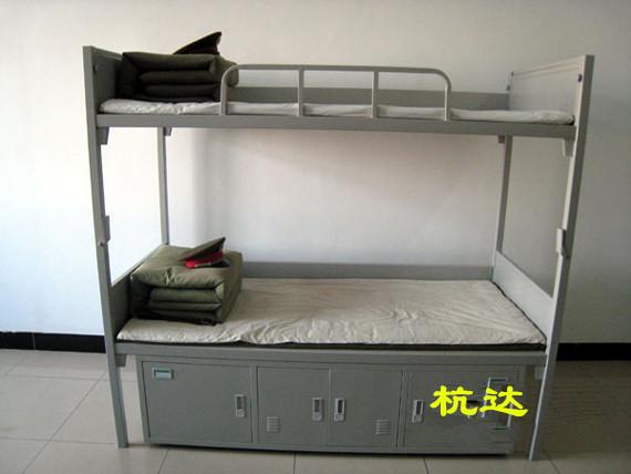 厂家定做 铁架床双层床 高低员工双层床 管用50年质保6年示例图69