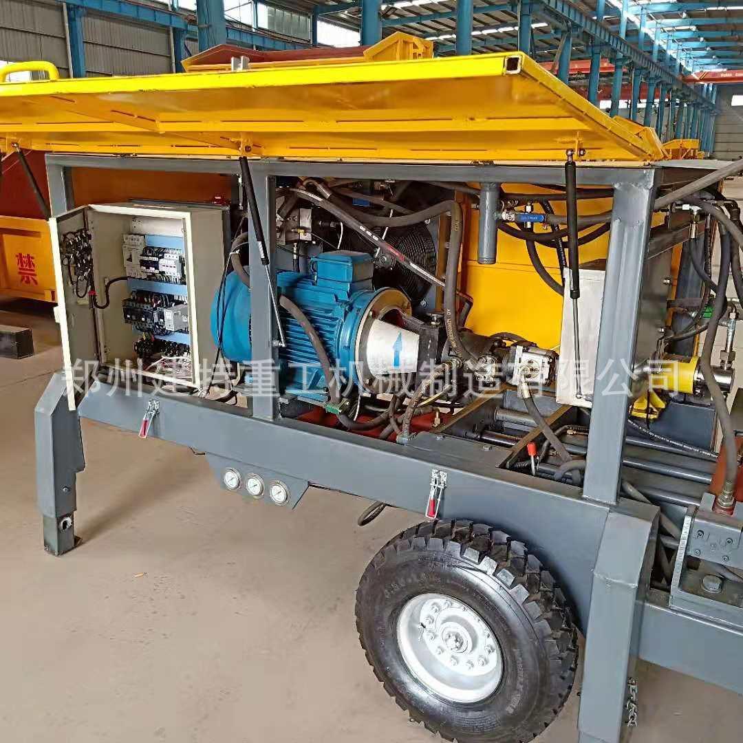 西藏厂家直销湿喷机 JTSP-90型混凝土湿喷机 泵送一体式湿喷机示例图3