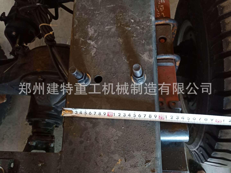 天水厂家直销一拖二混凝土喷浆车 自动上料喷浆车 喷浆设备示例图13