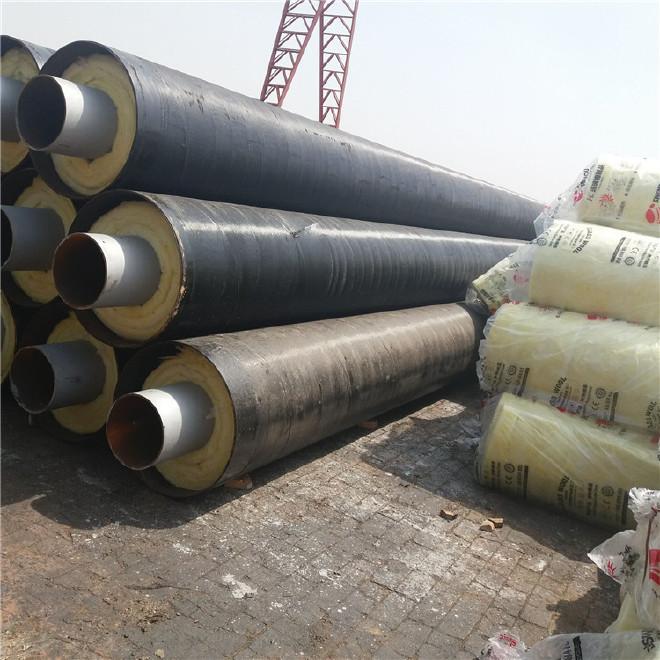 工厂定制 防腐钢管 钢套钢防腐钢管 加工 环氧煤沥青防腐钢管示例图16