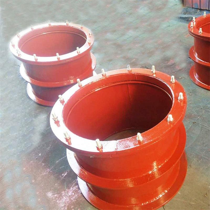 廠家熱賣 鋼性防水套管 AB型剛性防水套管 高度可定制 質優價廉示例圖12