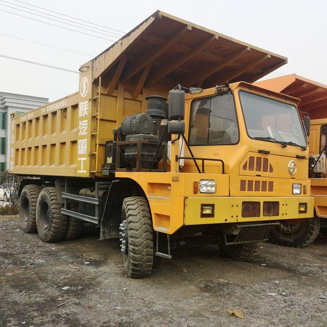 出售 二手重汽后八轮60矿山车工程自卸车70矿山工程自卸车 包过户