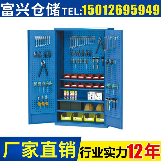 廠家直銷  批發雙開門重型工具柜 多功能金屬柜置物柜 電力工具柜