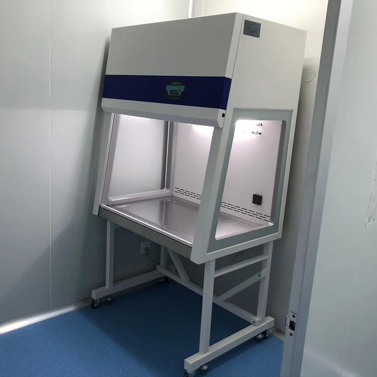 雙人單面超凈工作臺 DL-CJ-2NDI超凈工作臺 實驗室垂直層流超凈臺價格示例圖3