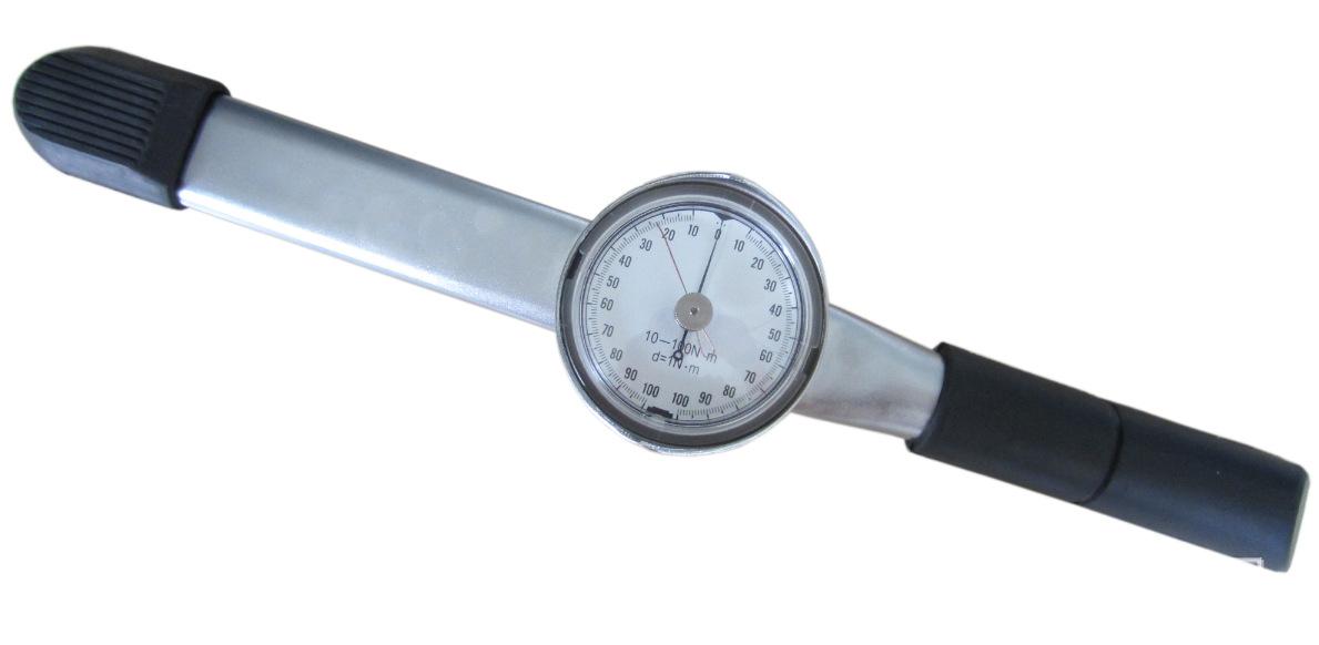 供应指针式扭力扳手 国产指针式扭力扳手 50Nm指针式扭力扳手示例图1