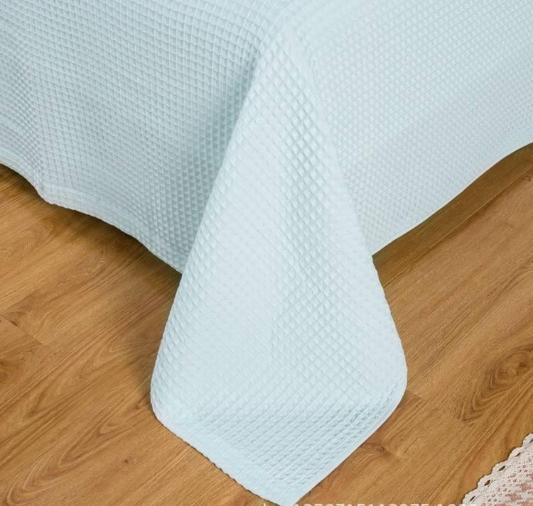 艺特佳家纺冰淇淋纹双人单人加厚全棉毛巾毯空调毯夏被毛毯特价示例图53