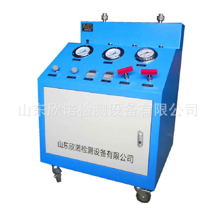 厂家直销 压力表疲劳测试台 脉冲试验 压力表疲劳试验台示例图6