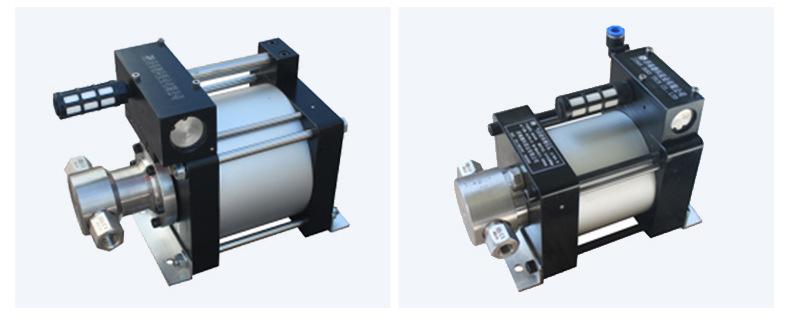 厂家特价供应小型气液增压泵 工业气驱液体增压泵 气动增压泵示例图12