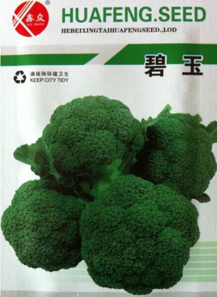 蔬菜种子碧玉西兰花种子西兰花中等成熟西兰花西兰花西兰花1
