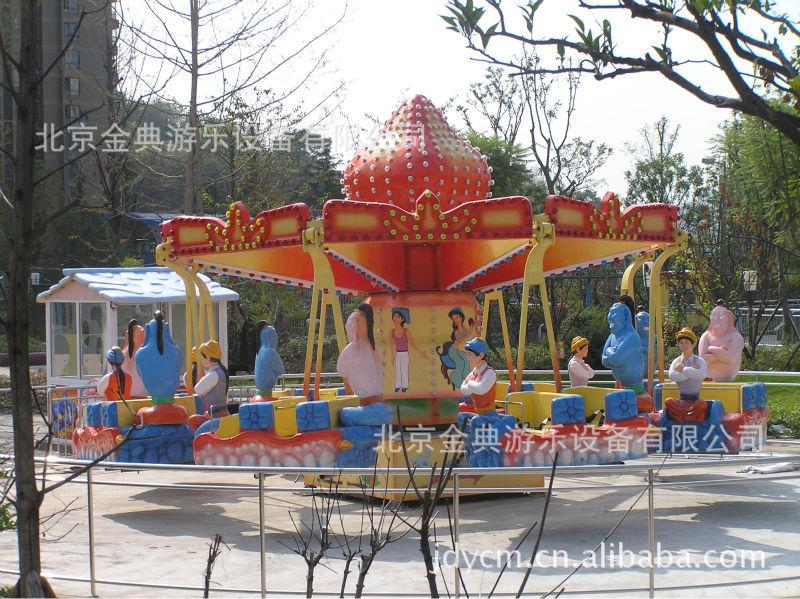 供应美人鱼游乐设备  室外游乐设备 北京游乐设备 广场游乐项目示例图2