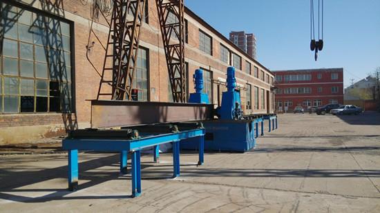 钢结构组立机定制江苏厂家现货批发直销无锡高品质H型钢组立机示例图4