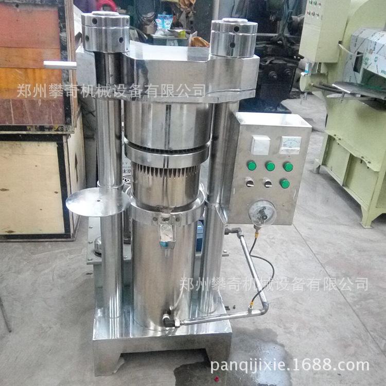 全自动流动车载香油机液压芝麻榨油机可到付示例图3