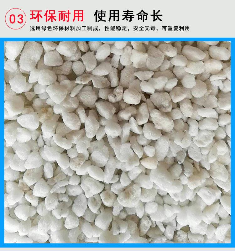 厂家直销膨胀保温 闭孔珍珠岩 助滤剂 园艺珍珠岩 珍珠岩示例图6