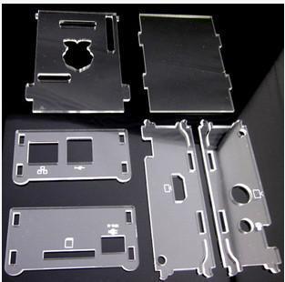 水晶字激光切割机 EM1490亚克力切割机示例图3