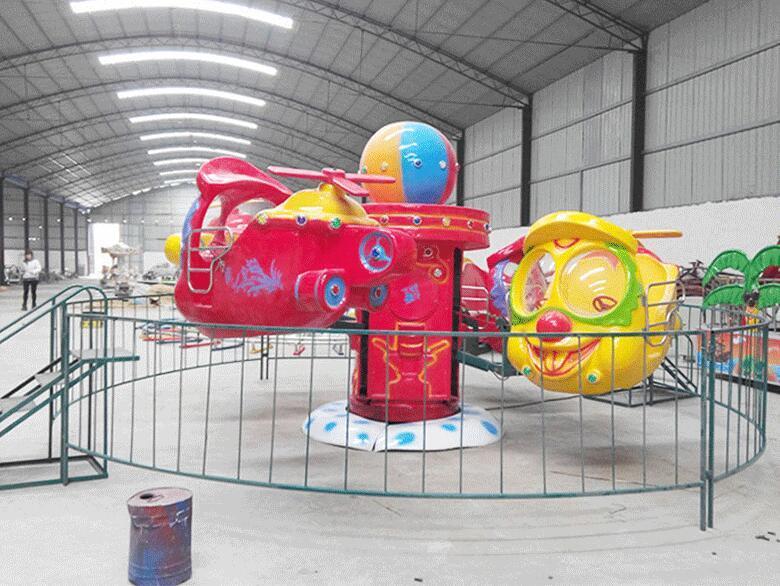 新型游乐设备儿童旋转阿帕奇 厂家直销旋转阿帕奇大洋供应商示例图6