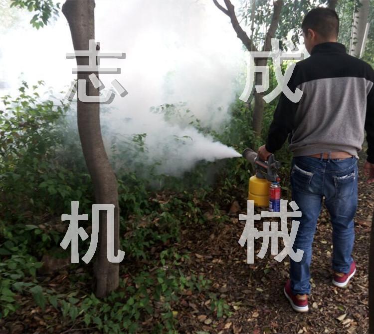 热销 手持热力烟雾机 脉冲式小烟雾机 消杀灭蚊虫烟雾机2L 志成机械示例图10