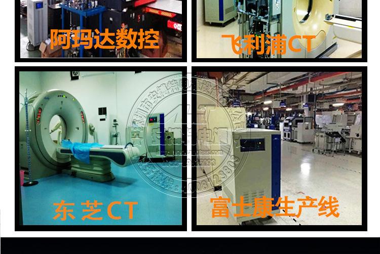 江苏山崎马扎克MAZAK系列机床稳压器30KW/40KW/50KW 三相分调式稳压电源ZBW-50KVA示例图42
