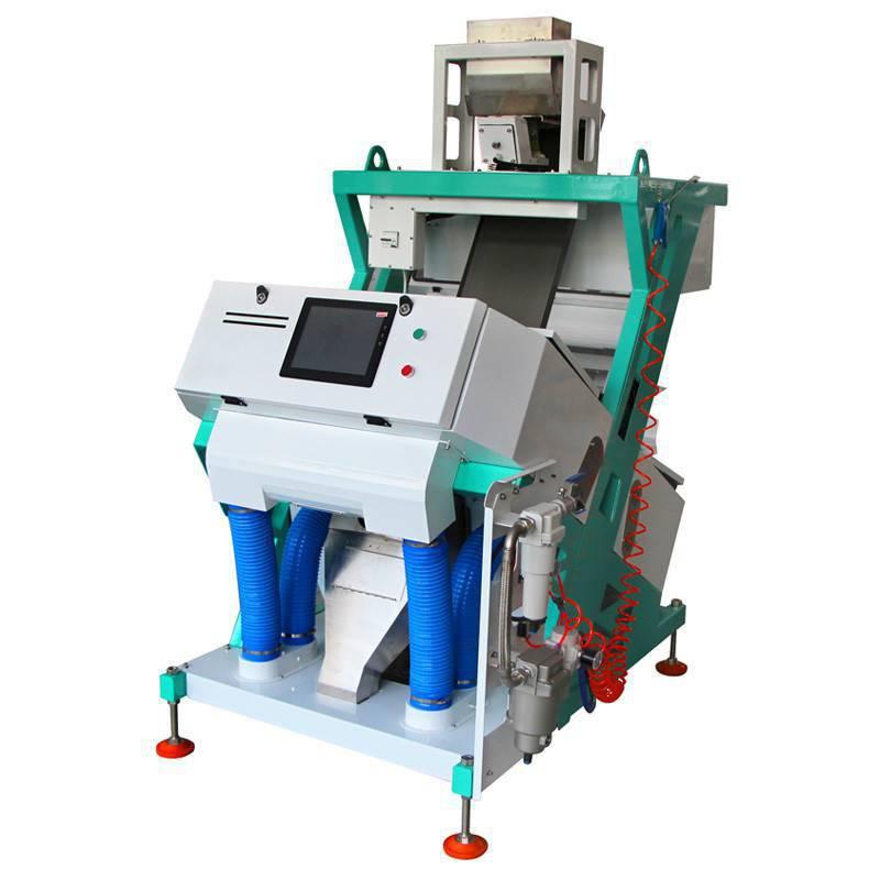美亞泰凱智能6sxz-640dc  色選礦泉水瓶蓋色選機   塑料分選機   產量大效果優