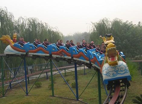 郑州大洋专业生产滑行龙 儿童游乐设备 大型户外游乐滑行龙厂家示例图16