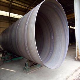 厂家直销 大口径螺旋钢管 Q235B双面埋弧焊螺旋管 加工定制