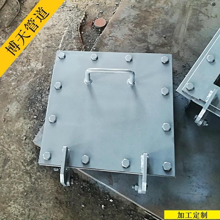 D-LD2000-55001除灰孔300x300可定做 矩形人孔1000x800 博天厂家生产