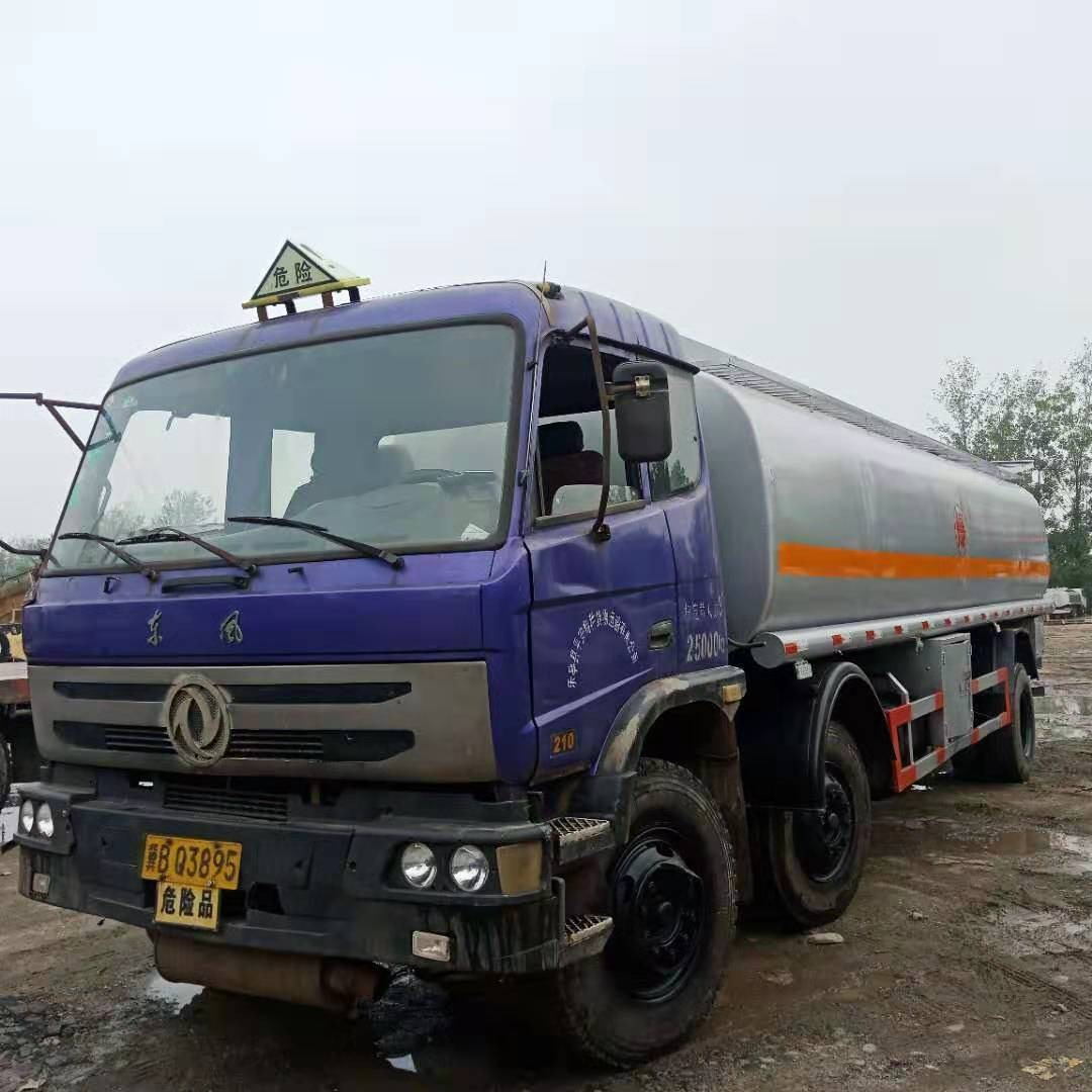 常年供應東風10噸加油車 二手移動式柴油加油車價格優惠