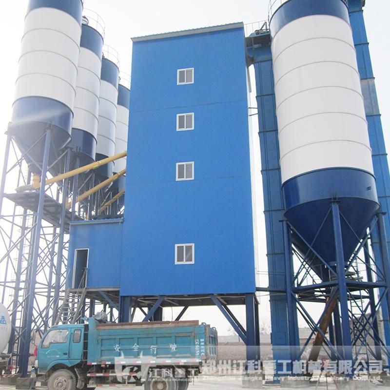 郑州江科重工 砂浆设备厂家 砂浆生产线设备厂家 干拌砂浆设备 干拌砂浆设备 预拌砂浆搅拌站 年产5万吨砌筑砂浆生产线