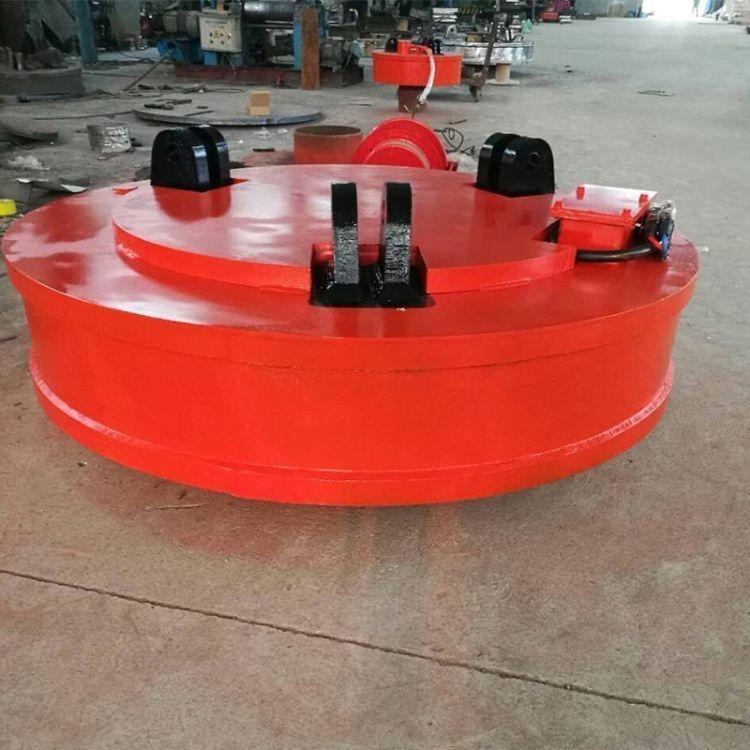 起重電磁吸盤 耐高溫 MW5-90L/1 起重電磁吸盤 支持定制  強力吸附
