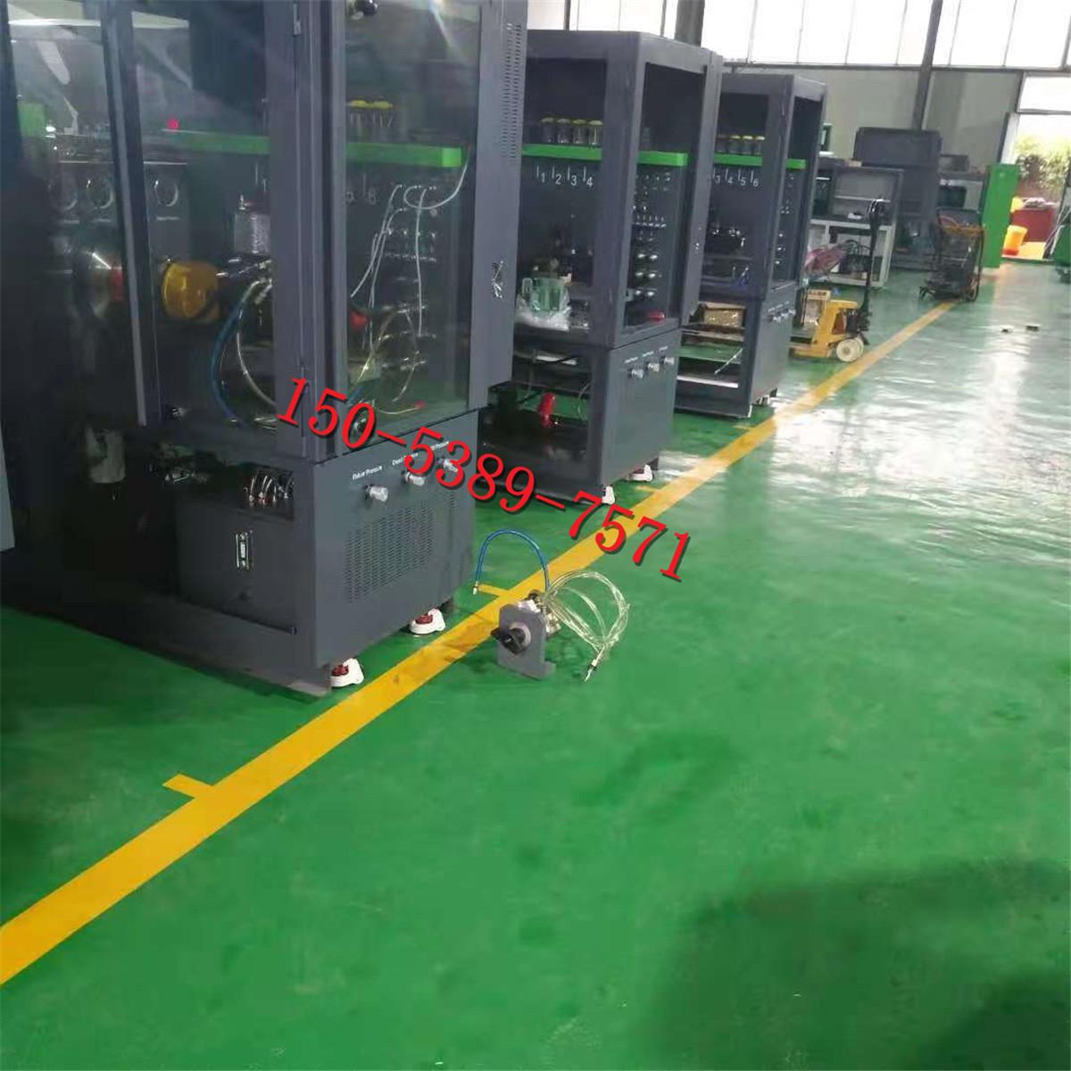 厂家批发价柴油机柴油高压共轨试验台  操作简单性能更稳定 山东泰安高压共轨试验台厂家CRS825Volvo
