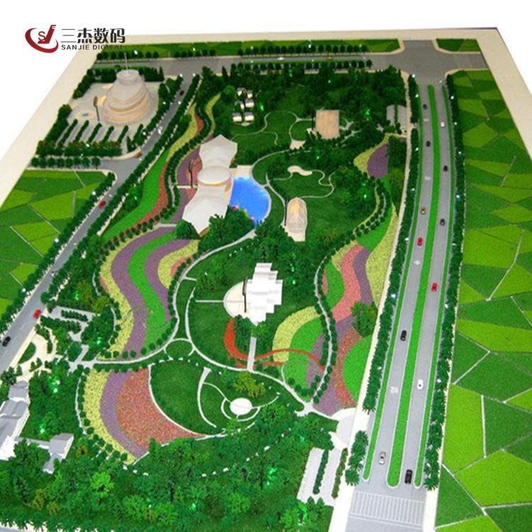 房地产3D浮雕沙盘模型uv彩印机 亚克力沙盘模型3D喷绘机 理光uv打印机