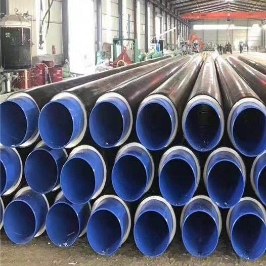 内蒙古聚氨酯直埋保温钢管  发泡保温钢管厂家介绍
