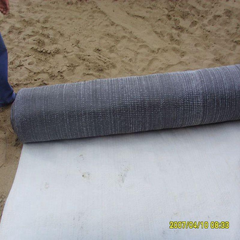 膨潤土防水毯4500g國標覆膜防水毯 納基膨潤土防水毯