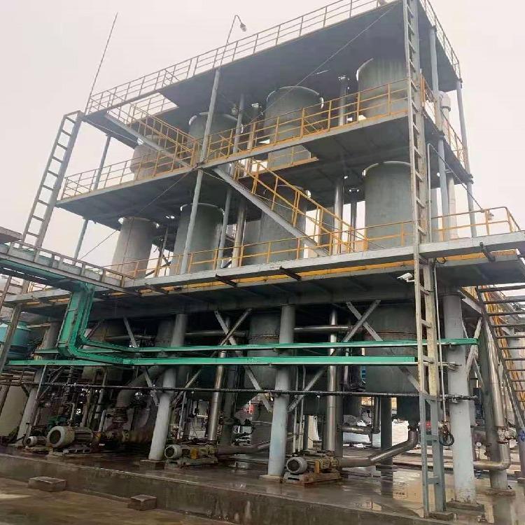 二手三校10吨肌肉钛蒸发器←   钛浆膜蒸发器 大型废水�v处理器