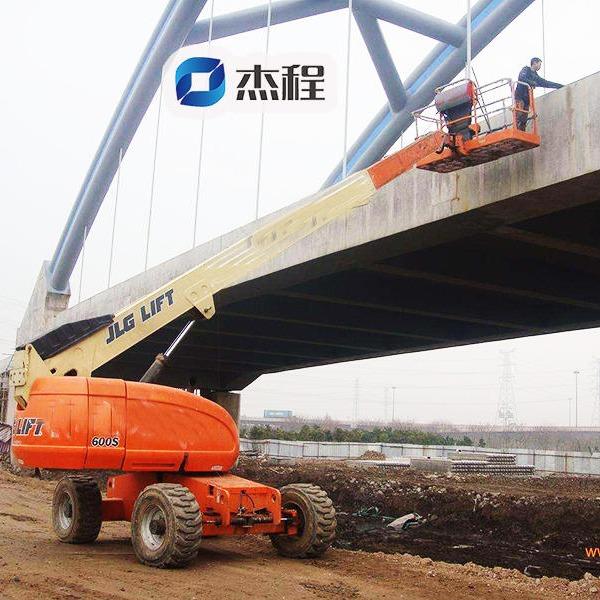 湛江市高架橋梁檢修用高空車出租 升降車出租 登高云梯車租賃業務