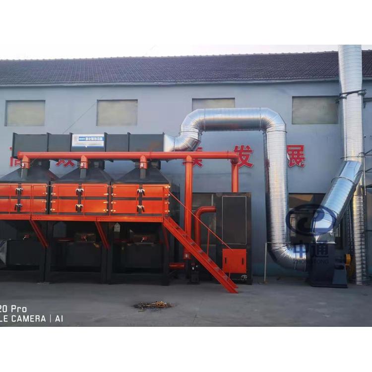 生產廠家 中通 RCO催化燃燒設備 催化燃燒設備廠家 催化燃燒一體機