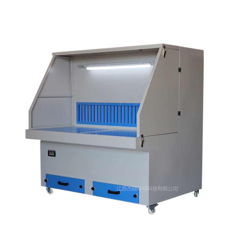 2.2KW激光雕刻吸尘器 脉冲反吹铜屑打磨吸尘器示例图3