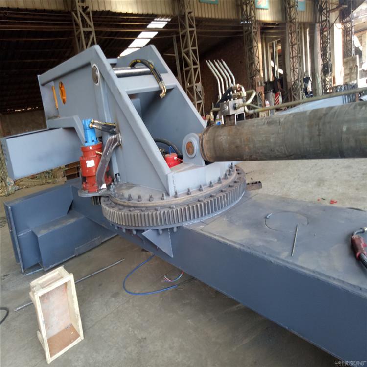 黄河风 港口码头船用吊机 固定底座式船吊 厂家直销