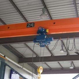 大连起重机 厂家直销5吨7.5m至22.5m跨起重机,单梁起重机龙门吊