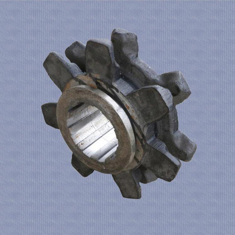 礦用鏈輪 刮板機鏈輪 鏈輪廠家 佳碩