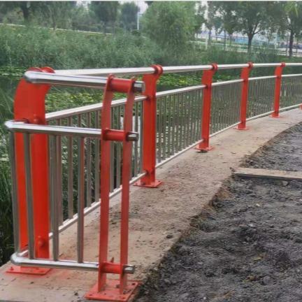 河道橋梁欄桿 河道景觀護欄 景觀橋梁護欄 護欄立柱加工廠價格優惠