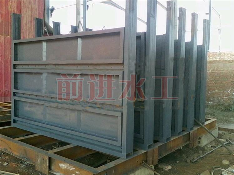 木叠梁闸门 不锈钢叠梁闸门 碳钢叠梁闸门 前进 厂家直供示例图2