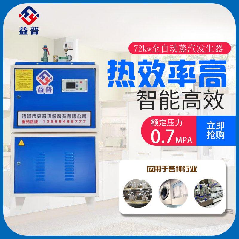 亮普廠家生產大功率 全自動電加熱蒸汽發生器 科研 實驗室配套使用  安全快捷 一年質保  低水位保護