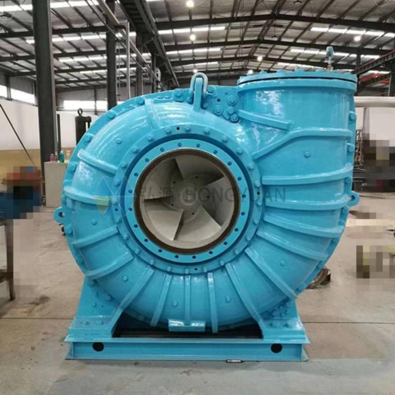 河北弘源 300ZJ-I-A70耐磨高扬程渣浆泵 专业生产先进陶瓷渣浆泵厂家