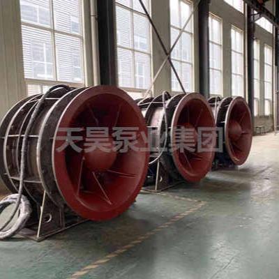 大流量QGWZ潛水電泵廠家貫流泵專家昊泵