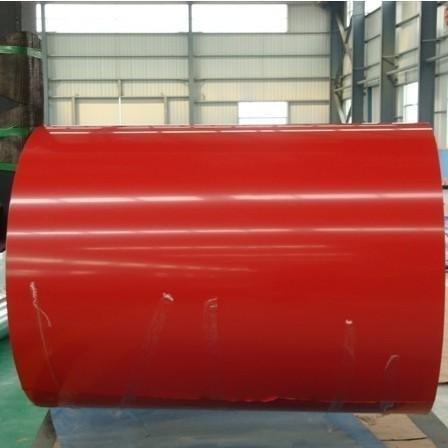 正順發彩鋼卷   彩鋼板各種瓦型 廠家直銷價格低質量好。