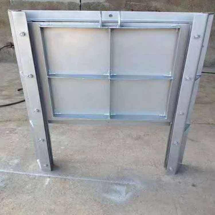 鼎禹水工 直銷鋼制閘門 啟閉機 閘門 弧形鋼制閘門 平板鋼閘門
