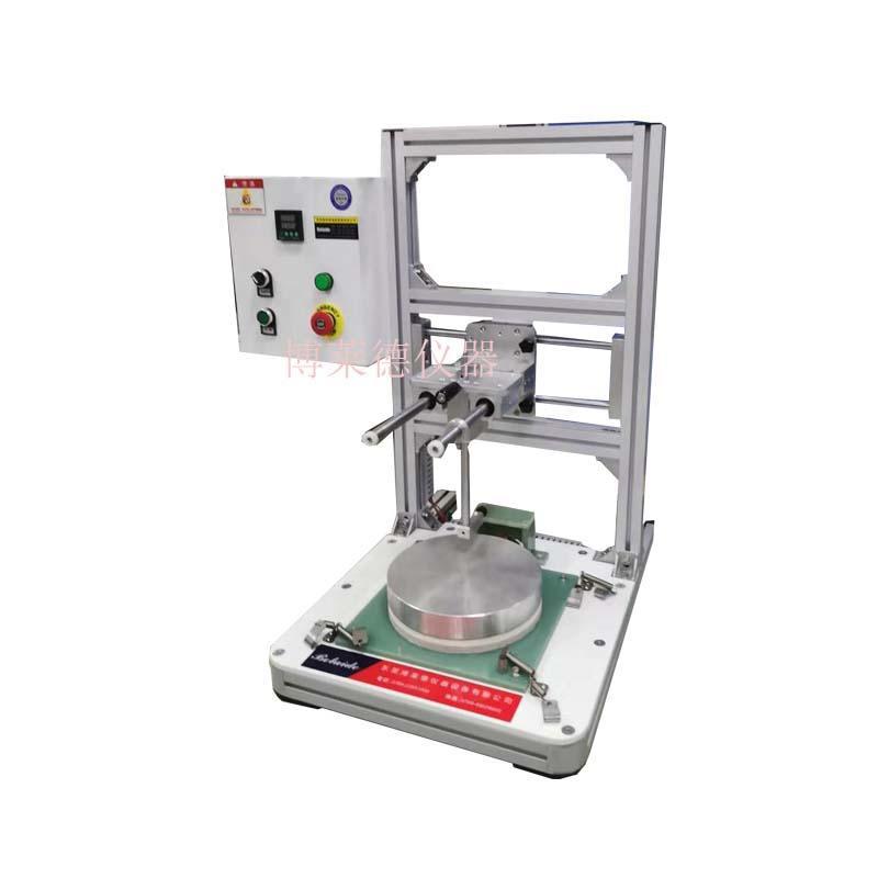 博莱德 BLD-GWHH20    BLD-GWHH20高温划痕测试机 炊具抗高温划痕耐磨试验机