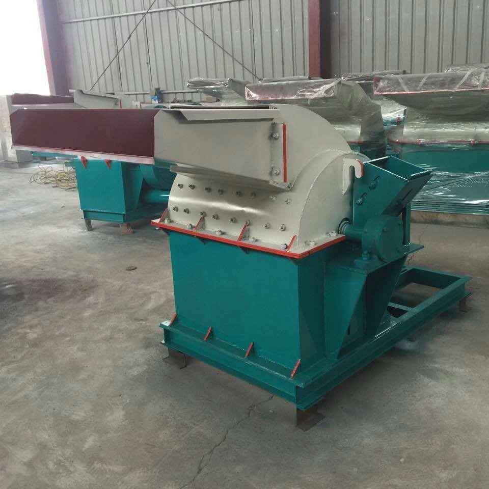 河南汉科厂家直销四川木材粉碎机 废旧边角料粉碎机 锯末粉碎机