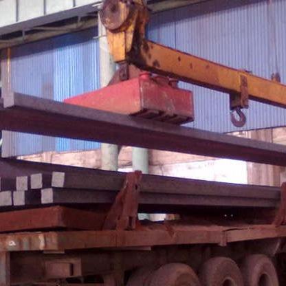 上海山磁 方坯、梁坯、板坯吊运用电磁铁MW22系列