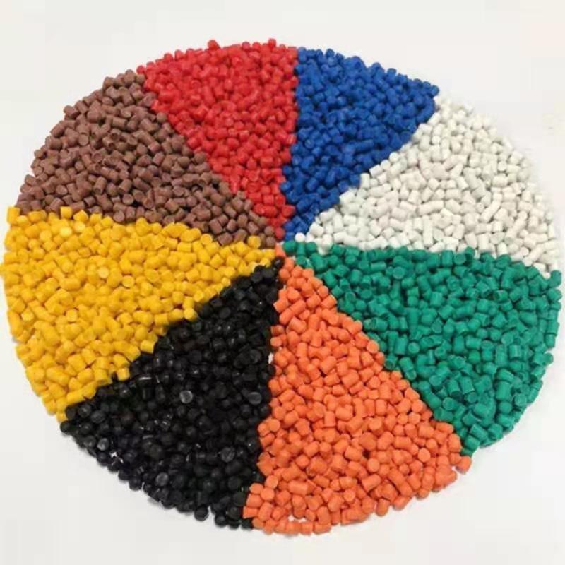 PVC顆粒 軟質再生PVC顆粒 環保PVC再生料 榮文